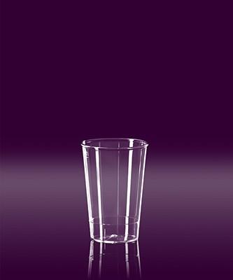 Schlückchen 0,1l SAN glasklar