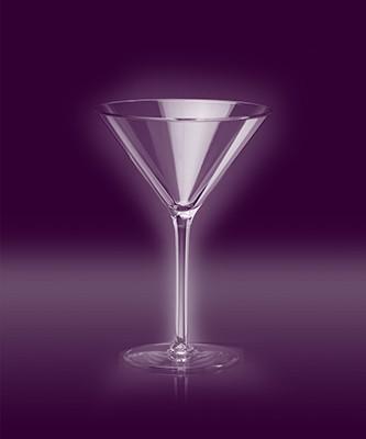 Martini-Glas SAN