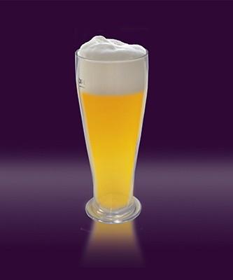 Weizenbierglas SAN 0,5 L glasklar