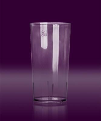 PC-Trinkglas 0,4 L
