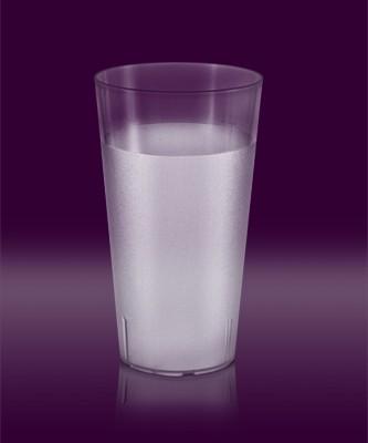 Premium Trinkglas 0,5 l SAN